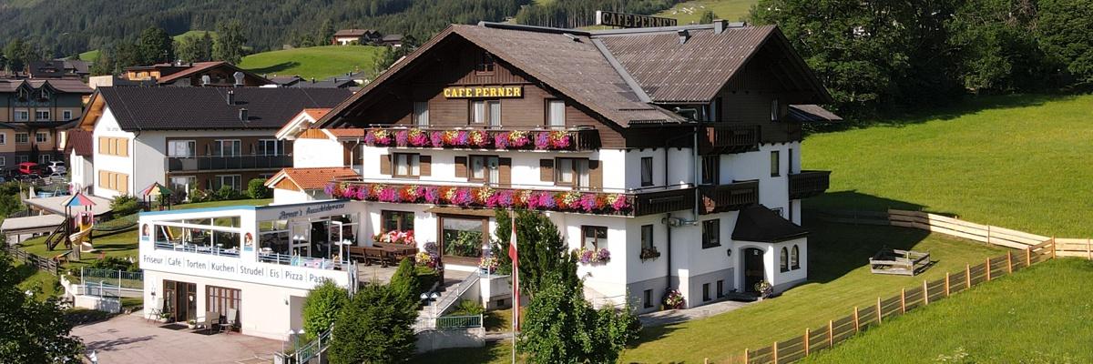 Hotel-Café Perner, Rohrmoos/Schladming