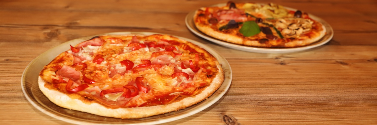 Pizza - Hotel-Café Perner
