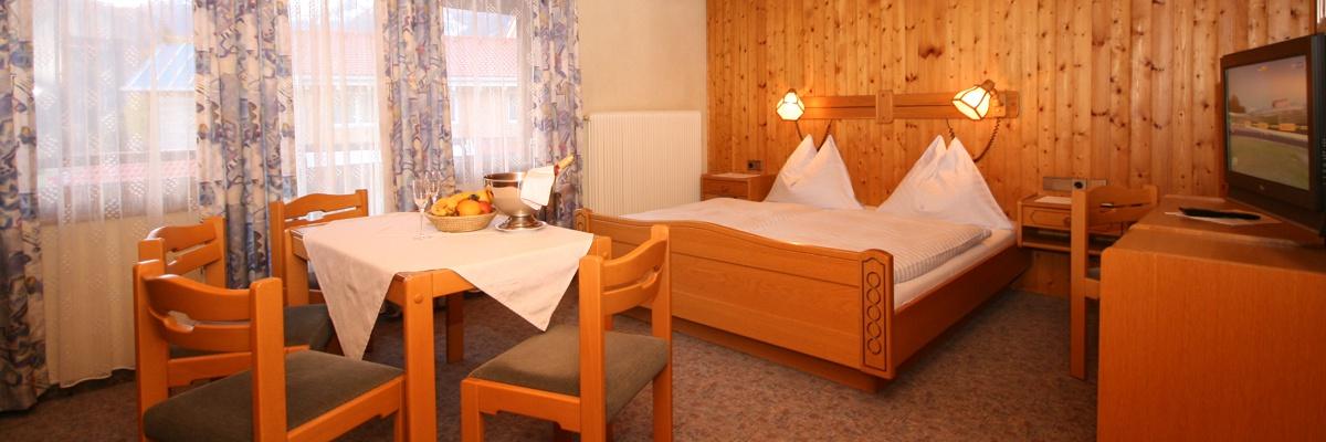 Zimmer - Hotel-Café Perner